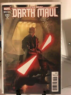 Darth Maul 1 fried pie variant unread BAM exclusive, great story awesome art