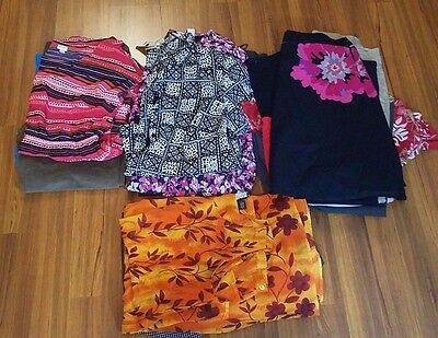 Womens Plus Size Clothing Mix Wholesale Lot Resale 50 Pieces Free Shipping