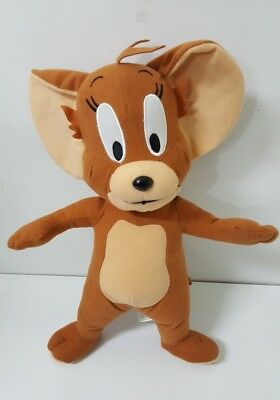 """Tom & Jerry Original Jerry Mouse Plush Doll Toy 13"""""""