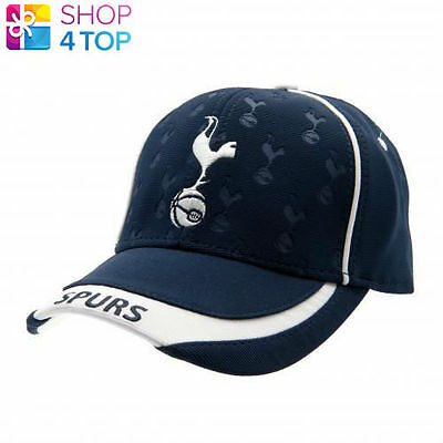 Tottenham Hotspur Navy Spurs Baseball Cap Hat Official Football Club Soccer  Team 646db1b9384c