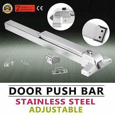 Exit Panic Bar Push Door Device Emergency Push bar Commercial Grade New MX