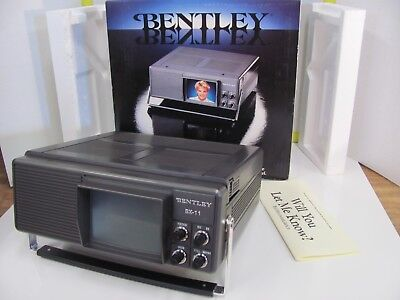 Bentley BX-11 Super 8 Home Movie Projector Mint In Box Never Used