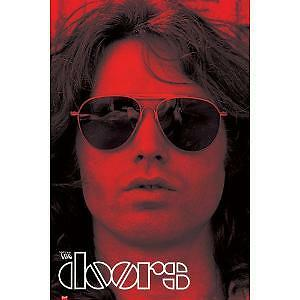 Maxi Poster 61x91.5cm -  The Doors - Red Movie