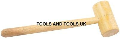 High Quality Vintage Hammers Wood Mallet Jewelry Crafts Wooden Tool in 3 Sizes