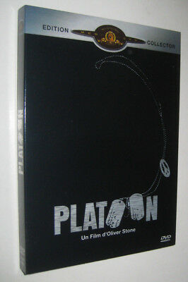 Oliver Stone PLATOON - 1986 - Edition Collector - dvd import francia