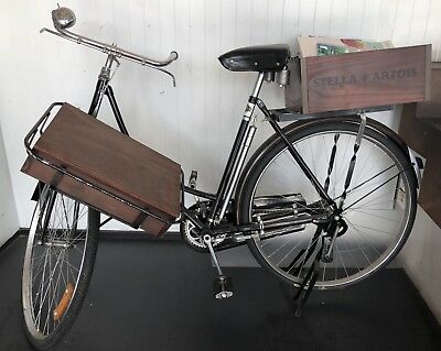 Stella artois  Promotional   Display Bicycle  Collectors Rrp$ 600