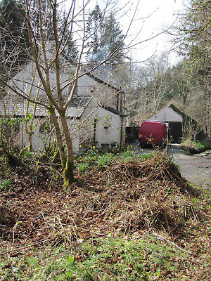 Land Cottage & Buildings for sale subject to contract Outstanding setting !!!!!!
