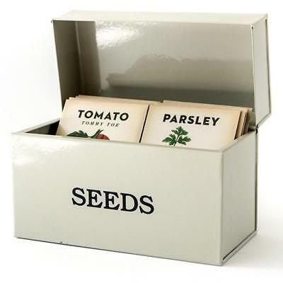 NEW GARDEN TRADING  |  Seed Box Large - Clay Heaven in Earth Botanex