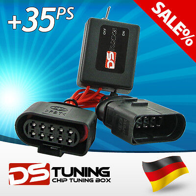 Chiptuning Performance Box Vw Golf 1.9 Tdi 90 / 110 Ps