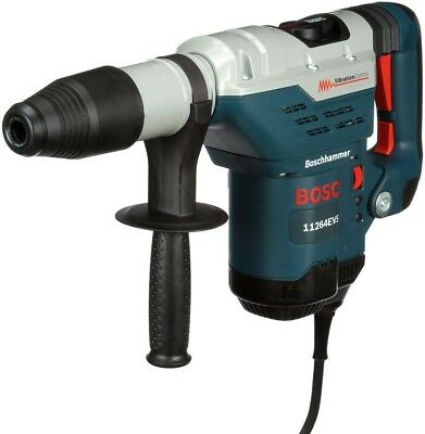 Bosch Rotary Hammer Drill 1-5/8in SDS-Max 13Amp Auxiliary Side Handle Case