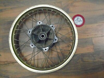 1982 Yamaha Yz250 J Rear Wheel