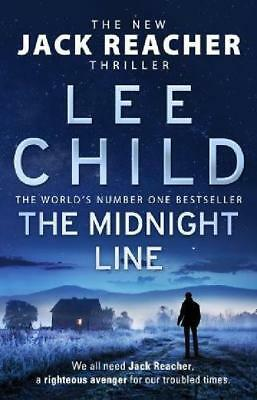 The Midnight Line (Jack Reacher) by Lee Child Paperback