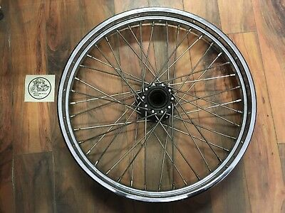"Triumph Pre Unit Q.d. Rear Wheel 21"" X 2.15 Rim"