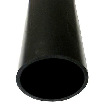 """Premium ABS DWV Drain Pipe - Custom Size and Length 4"""" / ABS / 5'"""