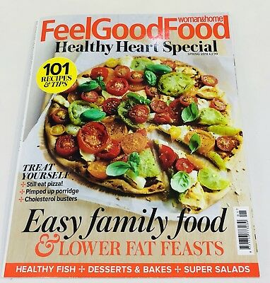 Feel Good Food Magazine Spring 2018 (BRAND NEW ISSUE)