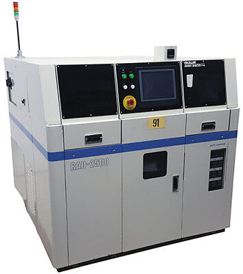 Lintec RAD-2500F/8 Fully Automatic Wafer Tape Frame Mounter  Tag #91