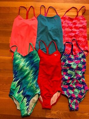 Nike girls swimming suits nay new multiple sizes and styles