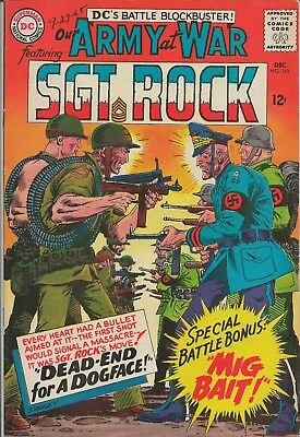 Our Army at War #161 (DC; December 1965) VF