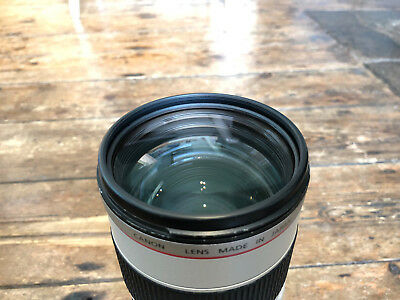 Canon EF 70-200mm F/2.8 EF IS L USM Lens - Used, shows some wear