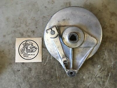 1973 Honda Cb350 Rear Brake Drum