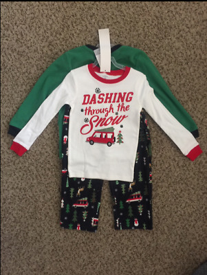 dff7616d8 NEW- CARTERS CHILD Of Mine 3 Piece Pirate Pajamas Set Size 2T Nwt ...