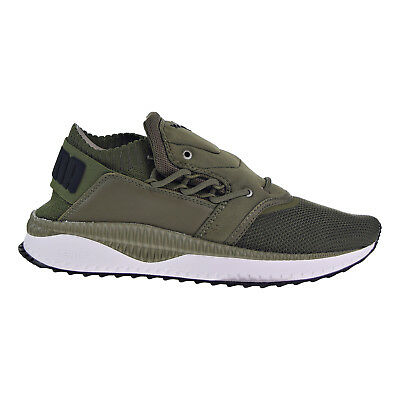Puma Tsugi Shinsei Men's Shoes Olive Night/Puma White 363759-04