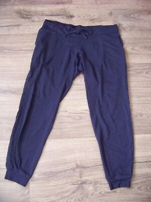 A PEA IN THE POD Maternity Under Belly Jogger Pants EUC