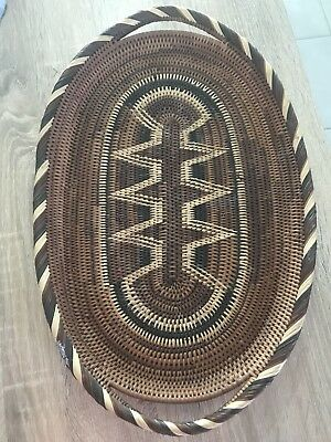 PNG Hand Woven  Basket