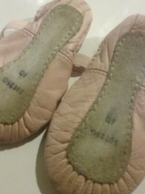Toddler Ballet shoes - Size 6