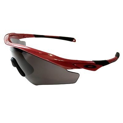 949d5cca1f NEW Oakley M2 XL Sunglasses - Asian Fit - Redline Red Frame Warm Grey OO9345 -