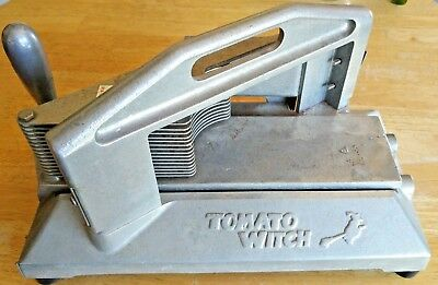 NSF Tomato Witch 919 / 927 Slicer Fasline Great condition without blades