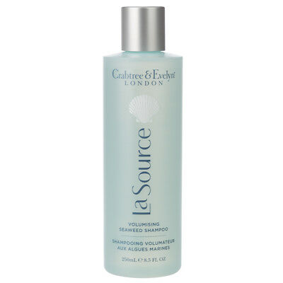 NEW Crabtree & Evelyn La Source Volumising Seaweed Shampoo