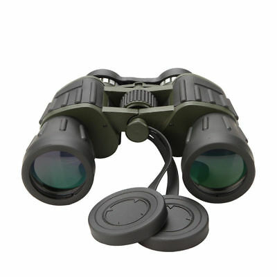 60x50 Military Army Zoom Powerful Binoculars Optics Hunting Camping Day/Night