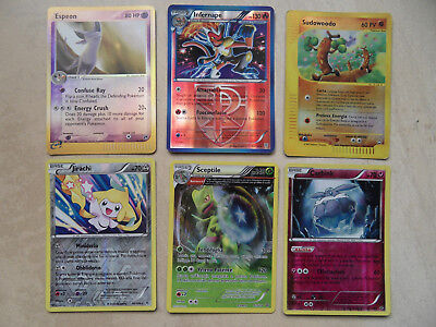 Mega Lotto Rare Holo Reverse Vari Set Pokemon No Shining