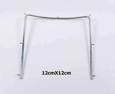 20X Dental Rubber Dam Punch Frame Stainless Steel Endodontic Surgical Instrument