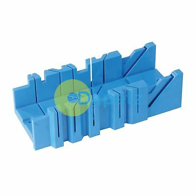 Expert Mitre Box 300 X 90mm Mitre Box With 90°, 45° And 22.5° Cutting Angles