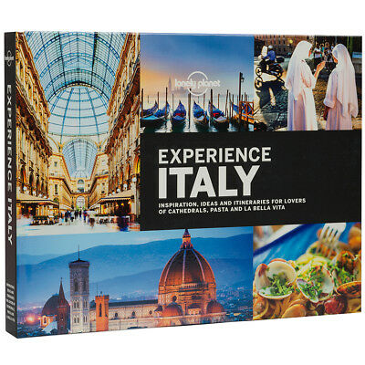 NEW Lonely Planet Experience Italy