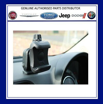New Genuine Fiat Various Models Dashboard Phone Holder. 735664419