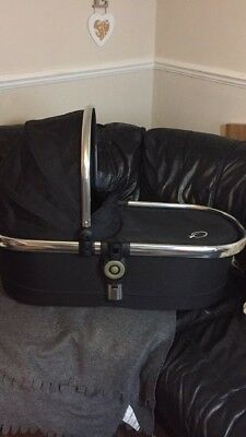 I Candy Peach Carrycot Black