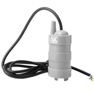 DC 12V Solar Brushless Magnetic Submersible Water Pump 5M 600,1000L/H Fish Pond