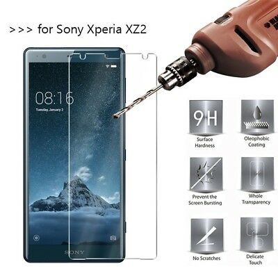 Sony Xperia Xz2 Tempered Glass Screen Protector (ONLY FOR THIS PHONE)