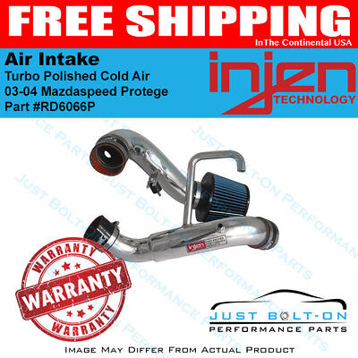 14 Injen RD6066P Cold Air Intake System HP Gains