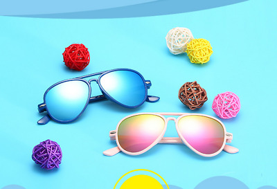 Kids Sunglasses Boys Baby Sunglasses Girls Children Glasses Mirror Sun Glasses