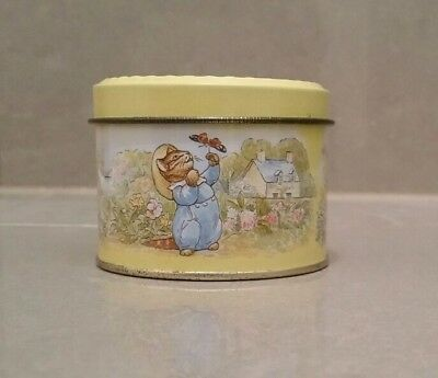 Beatrix Potter 'Kittens' Design Collectable Tin - Great Condition - Free Post!!