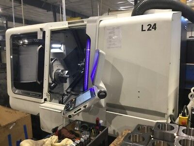Used Mori Seiki NLX 2500-SY CNC Turning Center Y Axis Live Tool Lathe Celos '15
