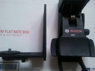BOSCH BM3 Laser Positioning Device with Ceiling Clamp