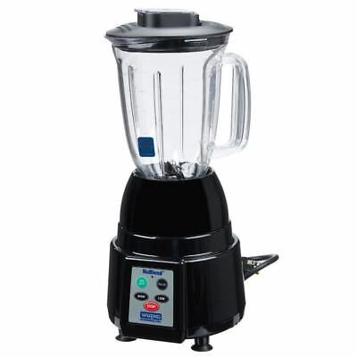 Waring NuBlend 2 Speed Commercial Restaurant Bar Blender Electronic Touch Pad