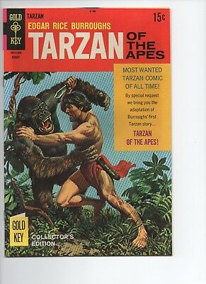 Tarzan #178 Gold key comic Book 1968