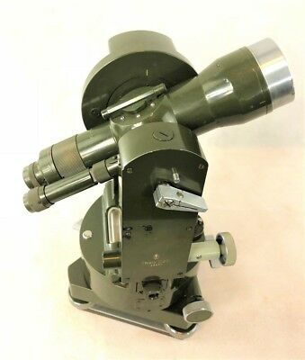 ZEISS JENA nonmagnetic Theodolite. Rare piece in very good condition. Calibrated