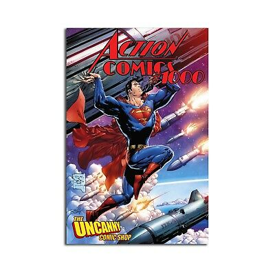 Action Comics #1000 Tony S. Daniel Exclusive Variant from The Uncanny Comic Shop